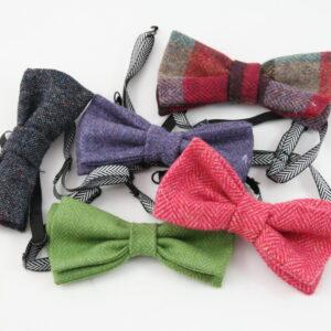 9. Wool Bow Tie